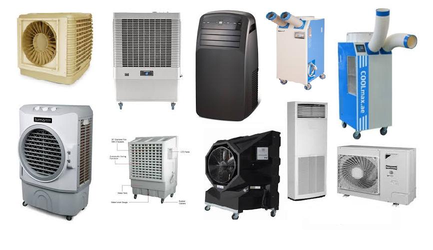Air cooler Rentals-UAEplusplus.com