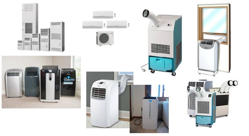 Indoor and Outdoor Portable AC-UAEplusplus.com