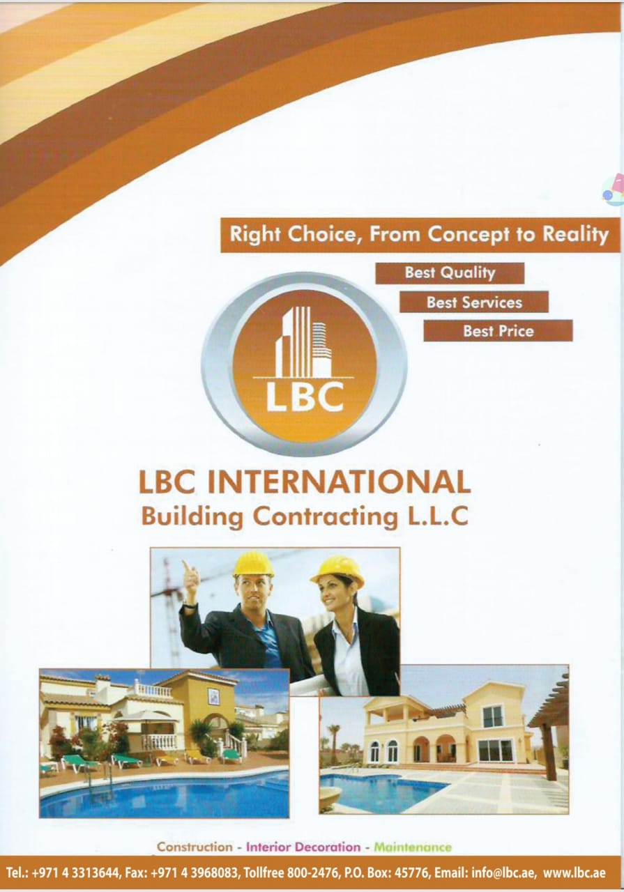 LBC BUILDING CONTRACTING LLC
