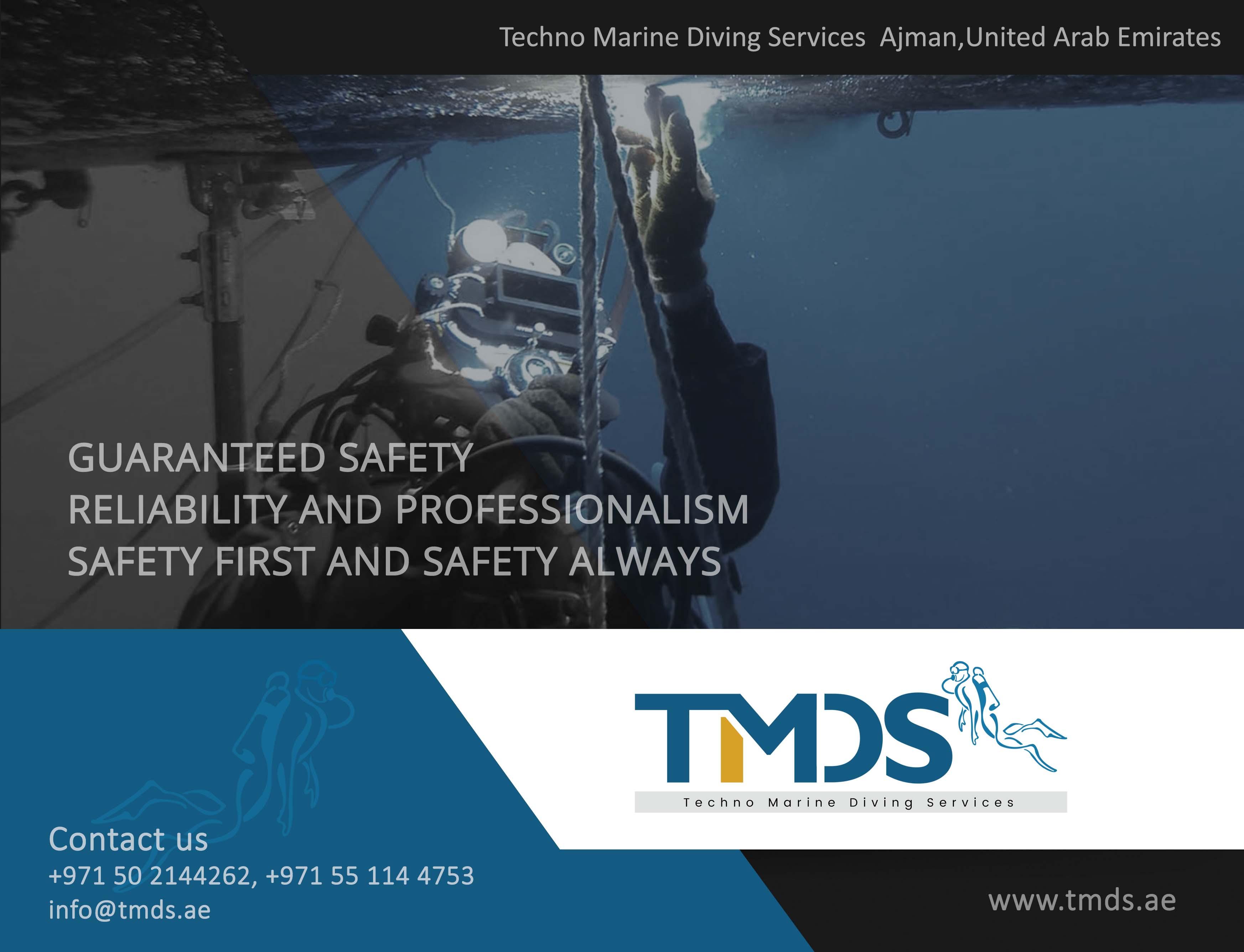 techno marine diving services-UAEplusplus.com
