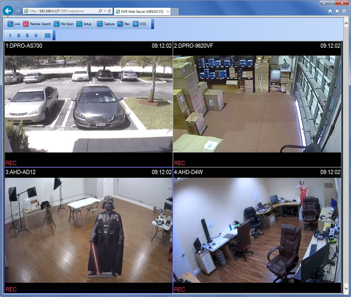CCTV CAMERA CERTIFICATE FOR SHARJAH POLICE | 055-7274240-UAEplusplus.com