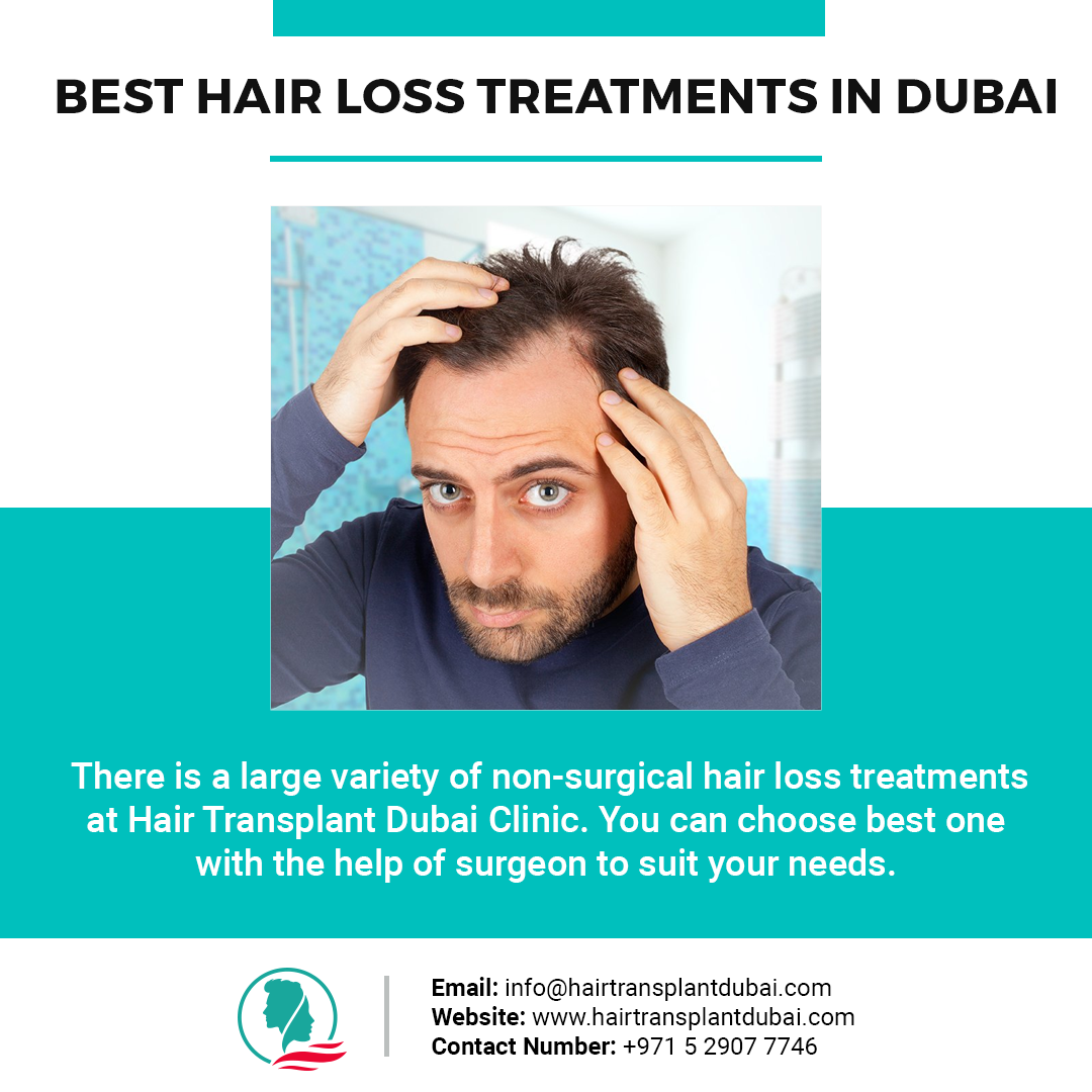 أفضل علاجات تساقط الشعر في دبي, Best Hair loss treatments in Dubai-UAEplusplus.com