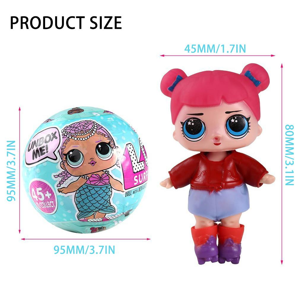 UAE++ LOL DOLL Series 2